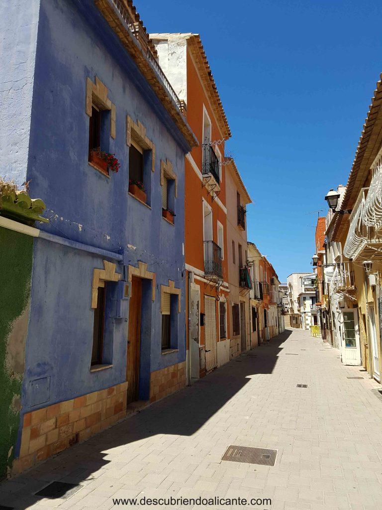 Barrio de los pescadores, de Denia
