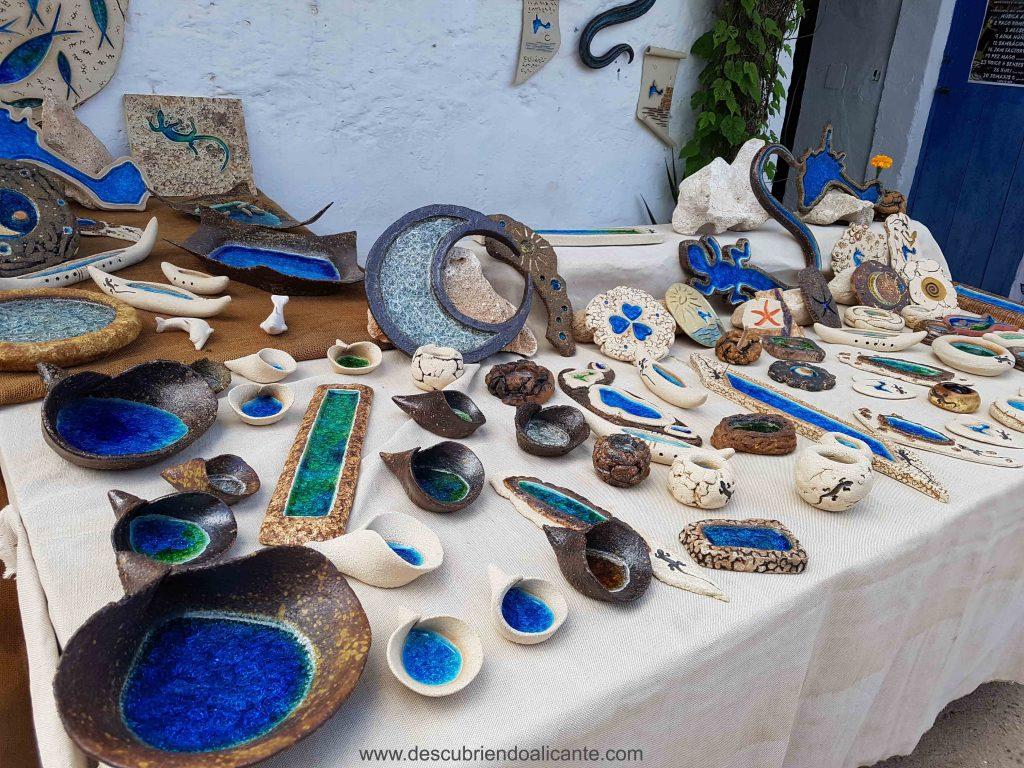 Mercadillo artesania formentera