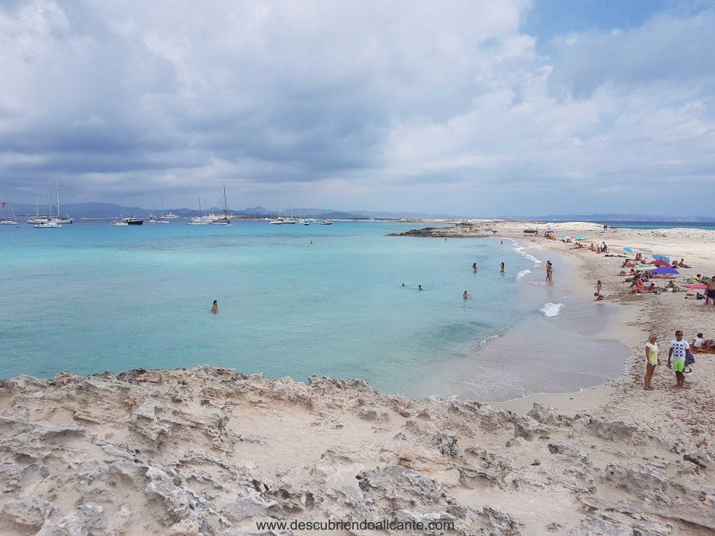 Playa de Ses Illetes Formentera