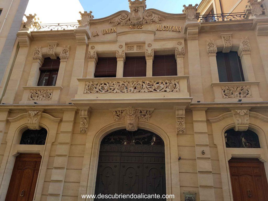 Edificios Modernistas de Alcoy
