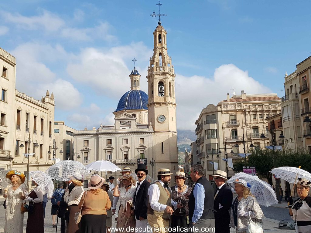 Feria Modernista de Alcoy