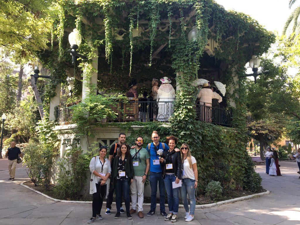 Bloggers Asociación Travel Bloggers Comunitat Valenciana en Alcoy