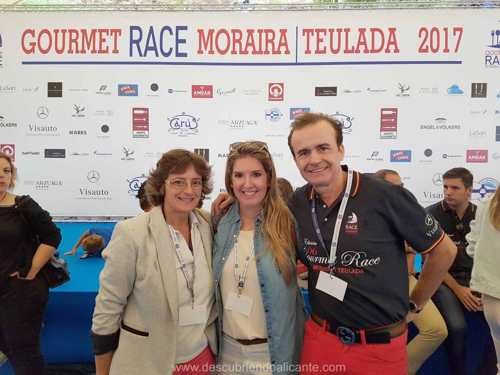 Gourmet Race Moraira 2017 Invitados A Bordo