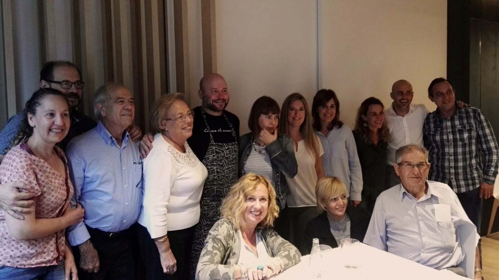 Blogtrip Uvas Vinalopo en Restaurante Alfonso Mira Aspe