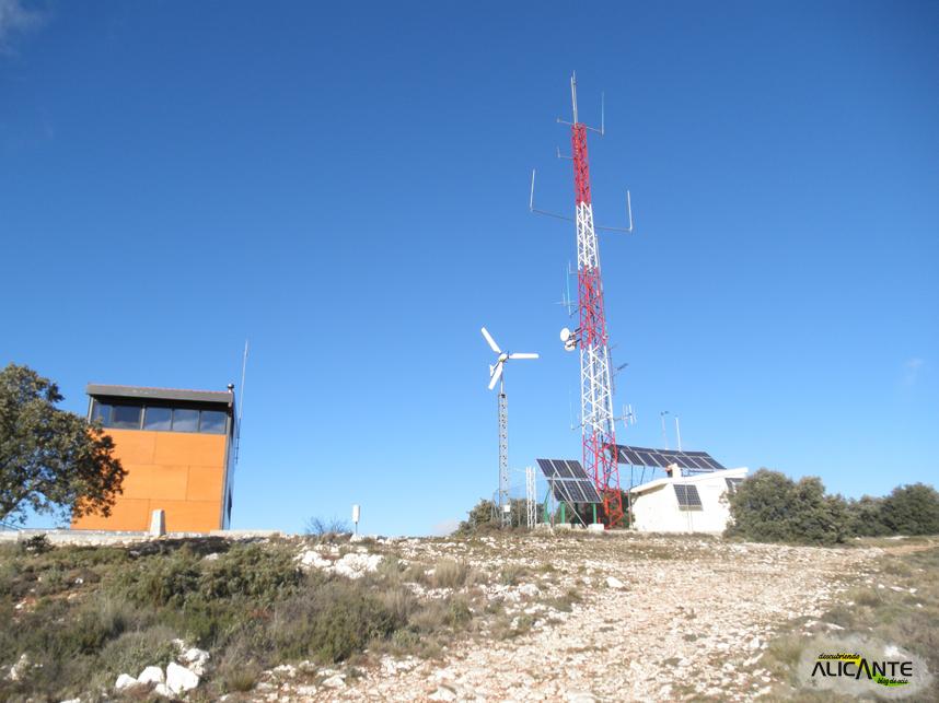 Estación Meteorológica Font Roja