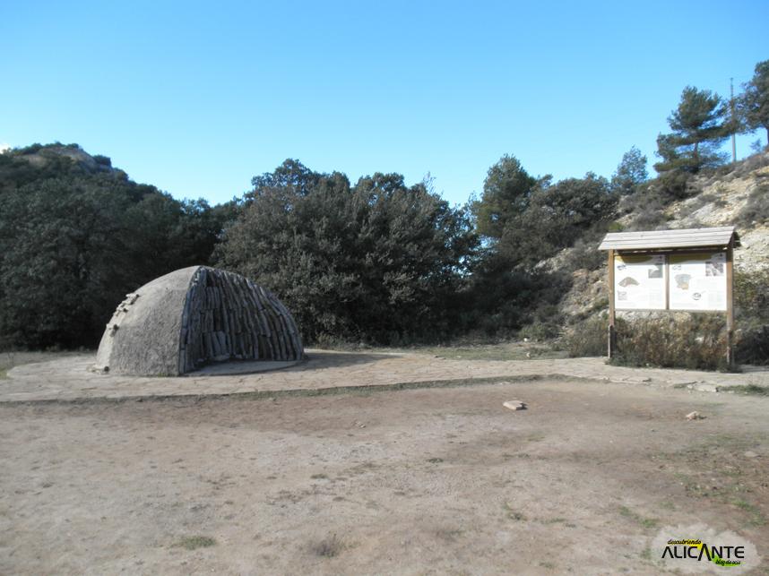 Pla de la Mina Font Roja