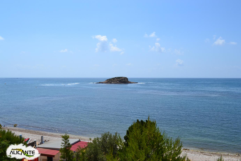 Playa-L-Olla-Altea-Serra-Gelada-Costa-Blanca-Descubriendo-Alicante