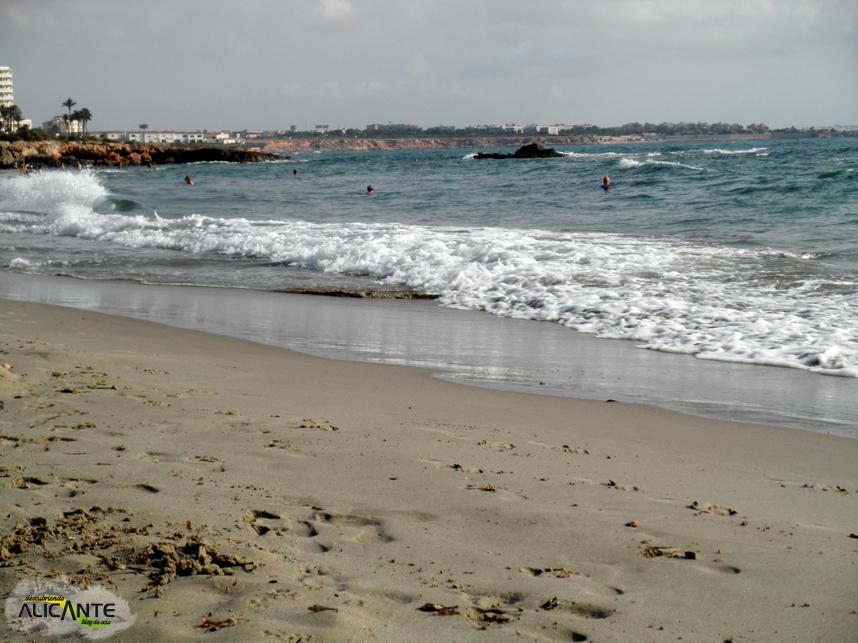 playa-cala-capitan-orihuela-alicante