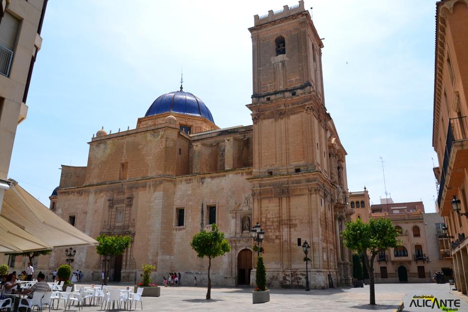 basilica-de-santa-maria-elche
