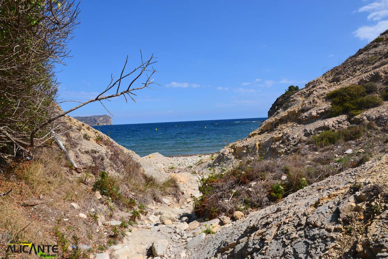 ruta cala sardinera javea 6 descubriendo
