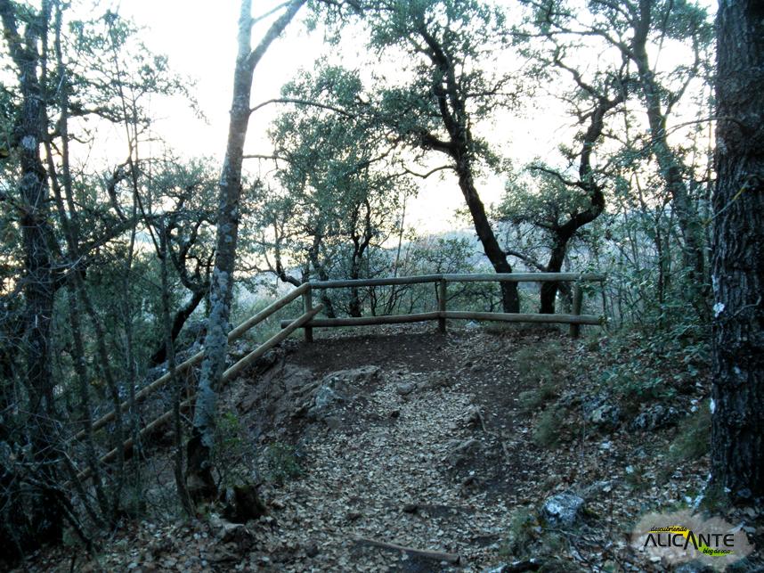 Parque Natural Font Roja