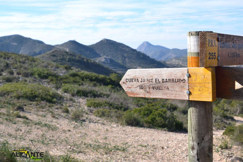 sierra-de-crevillente-senda-de-jaime-el-barbudo