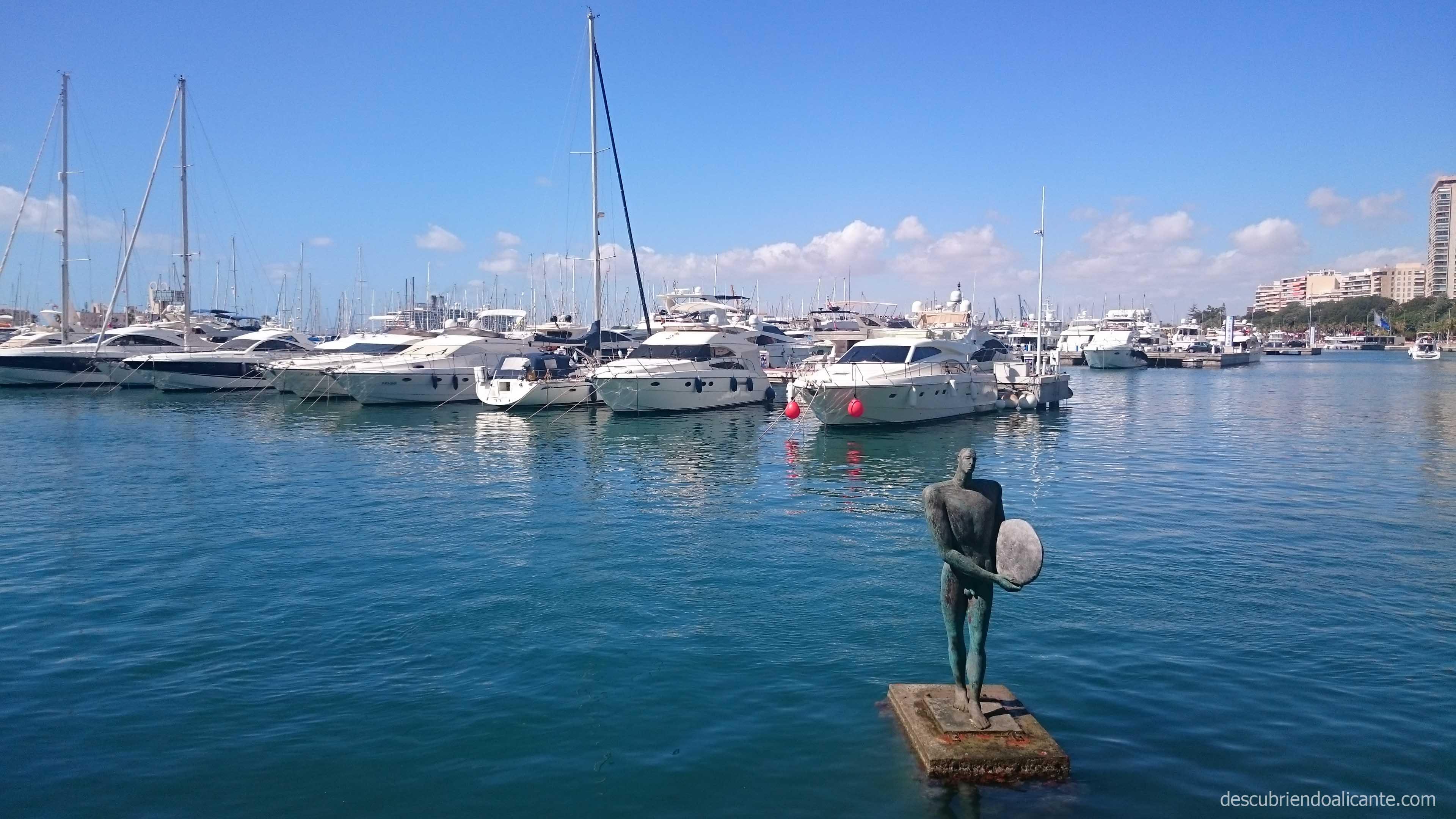 estatua-icaro-puerto-alicante