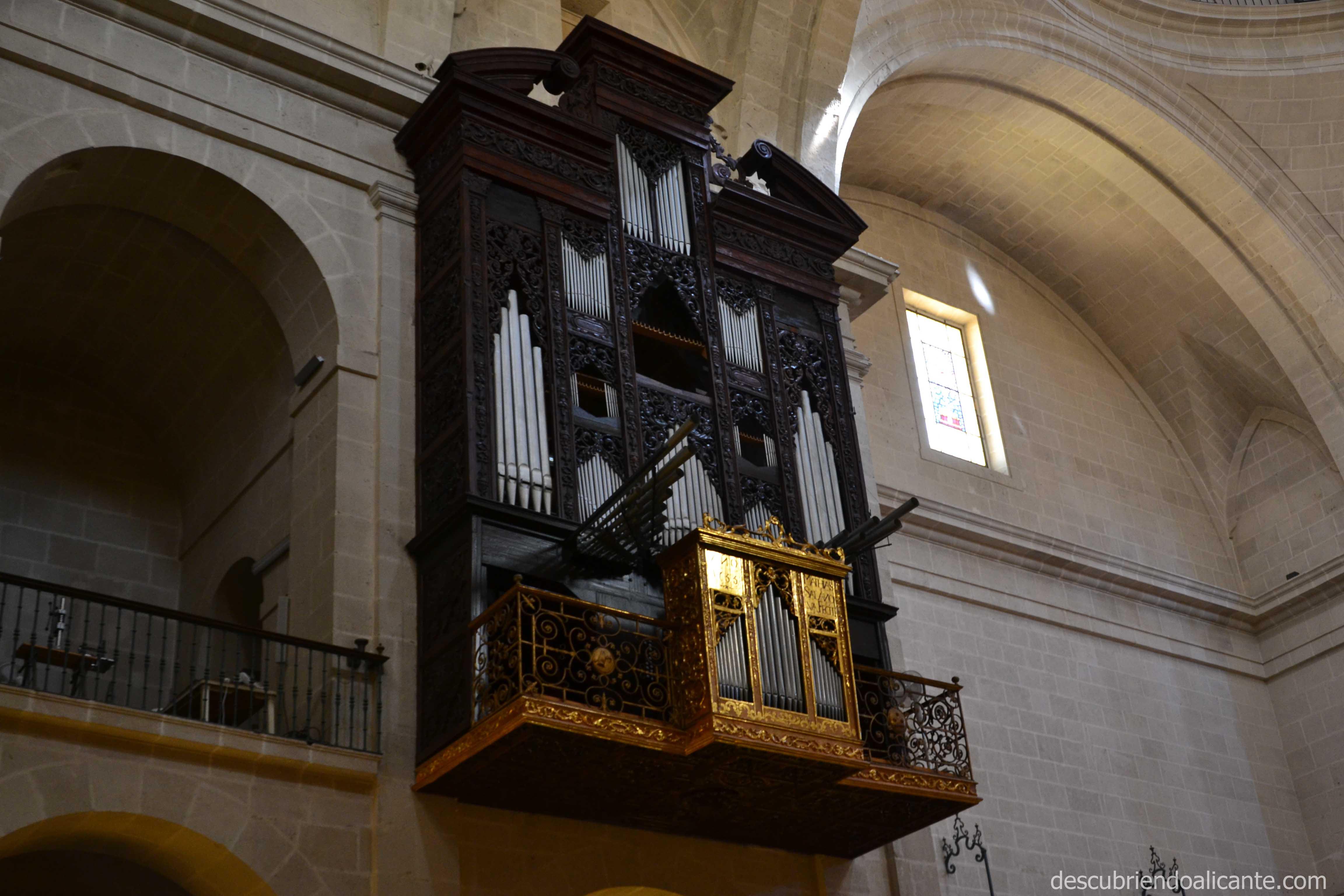 organo-mas-antiguo-comunidad-valenciana-alicante