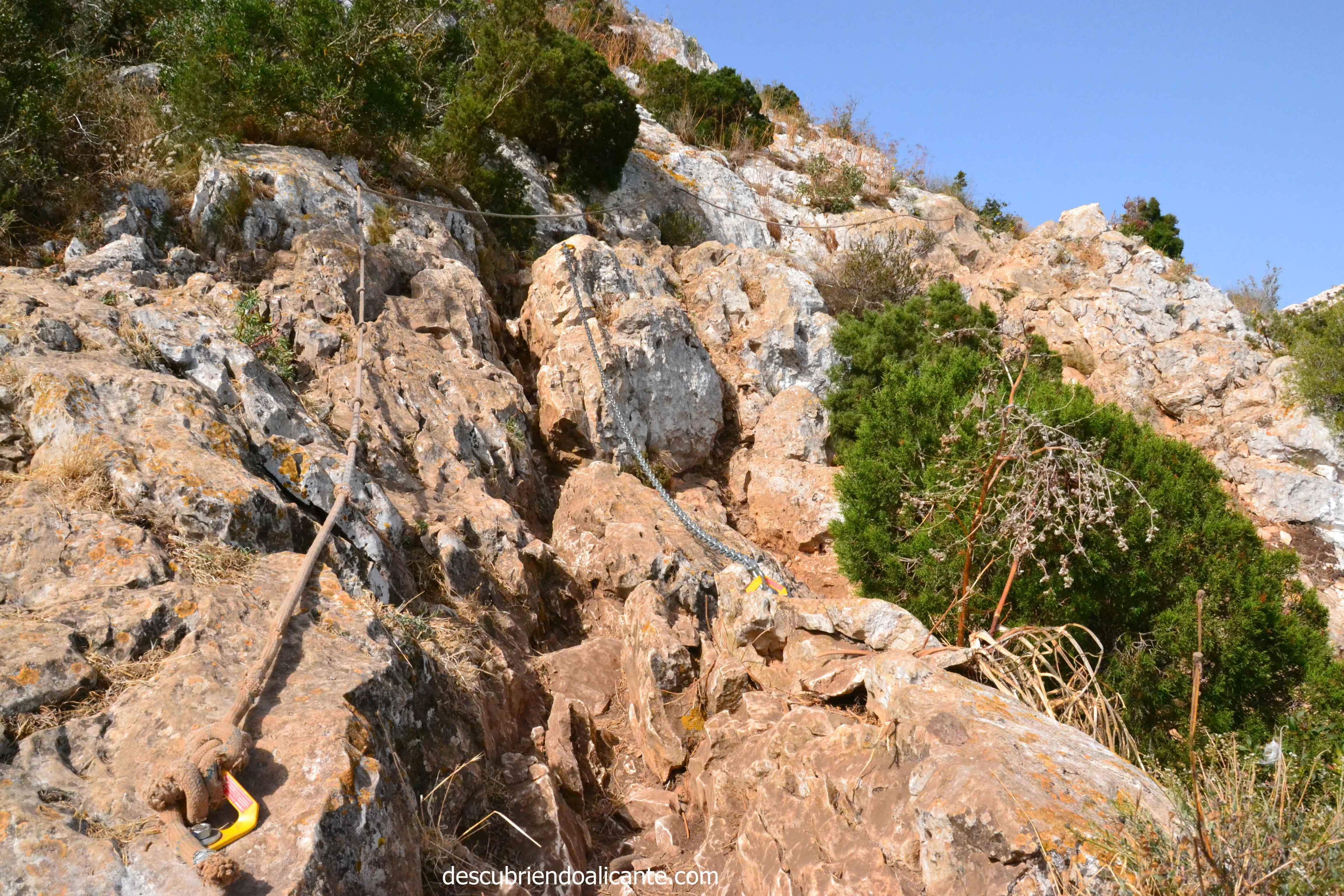 ruta-restaurada-cima-penon-de-ifach-calpe