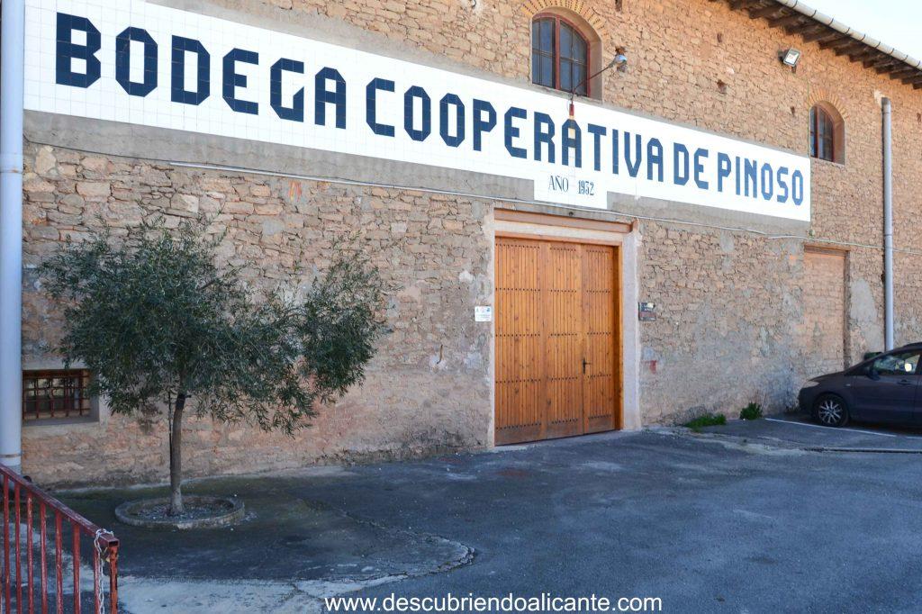 Bodega cooperativa de Pinoso