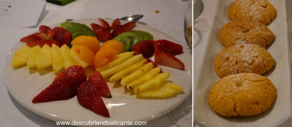 restaurante alfonso pinoso  postre-perusas