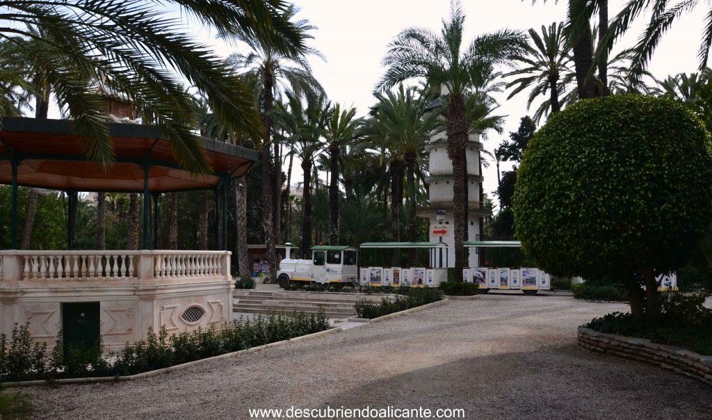Parque municipal de Elche