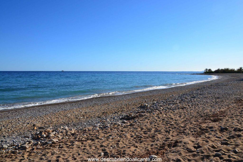 Playa El Torres Villajoyosa