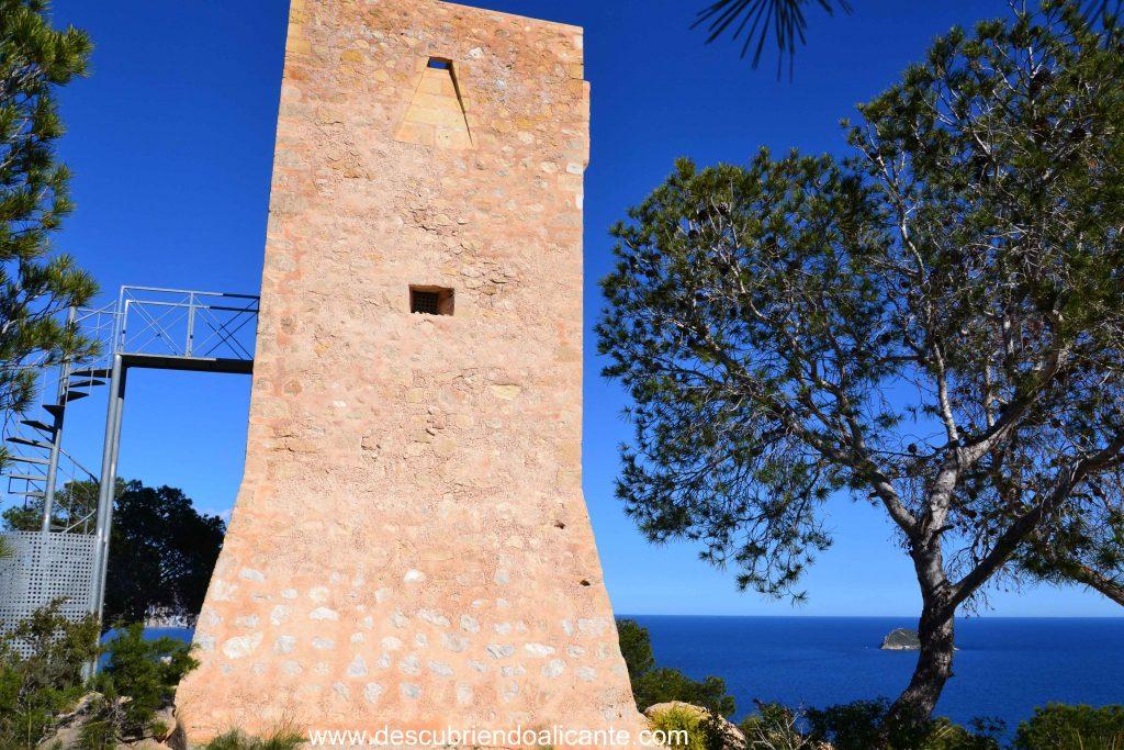Torre del Aguiló Villajoyosa