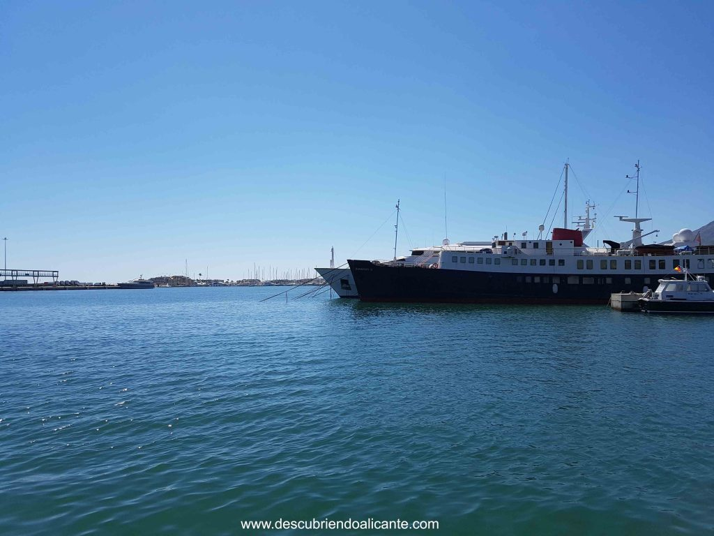 Puerto Pesquero de Denia