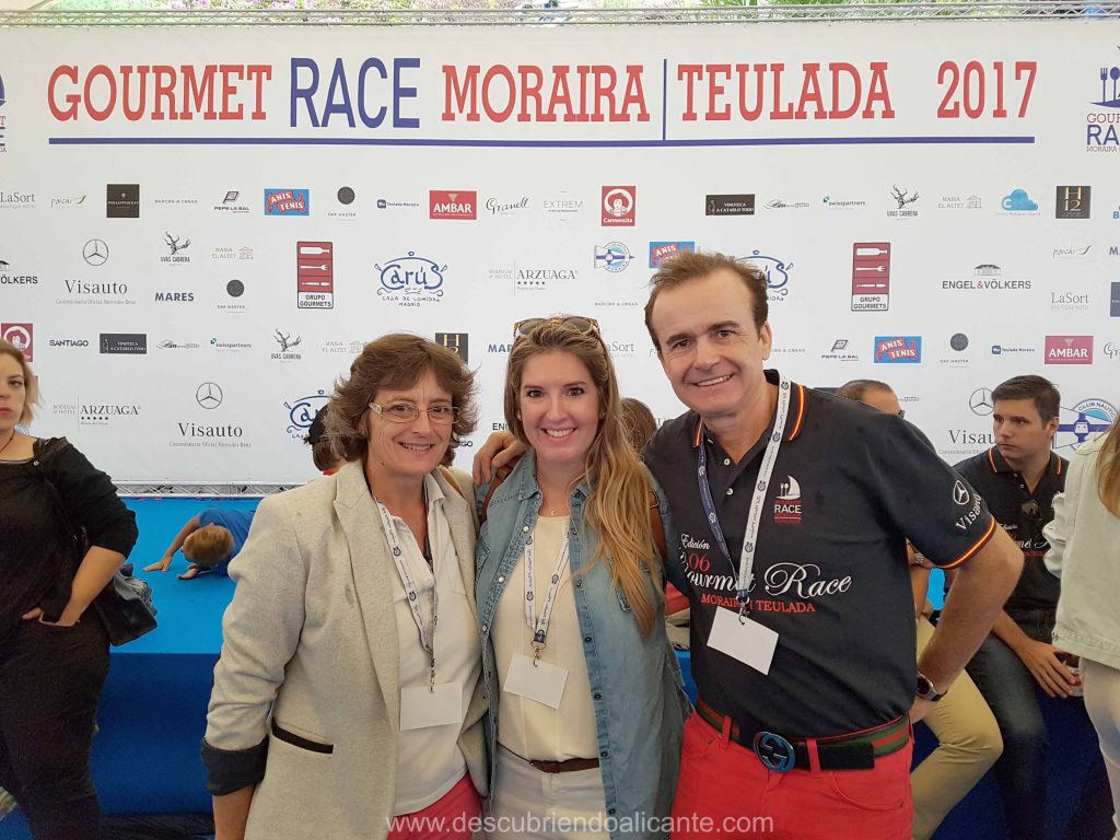 Gourmet Race Moraira 2017 Invitados A Bordo