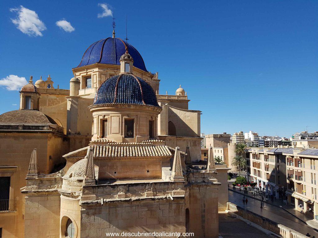 Santa Maria desde la Calahorra