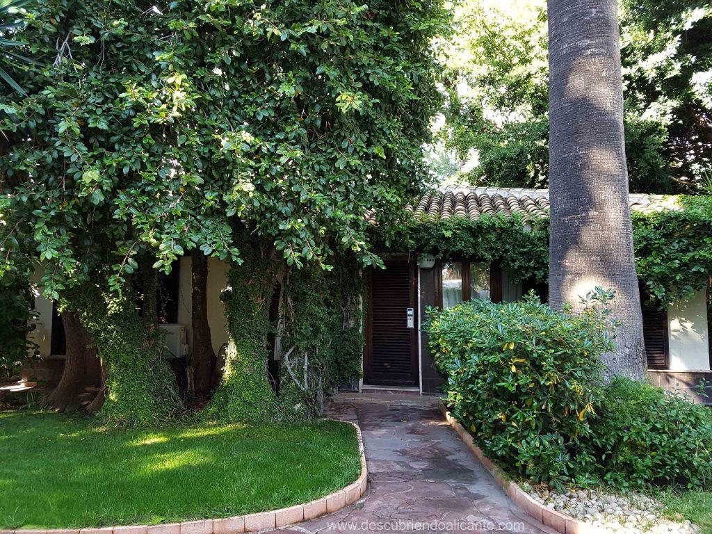 hotel huerto del cura elche alicante
