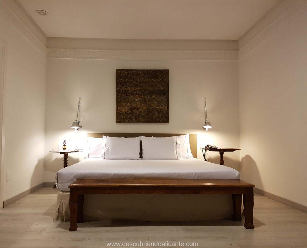 Habitacion hotel huerto del cura Elche