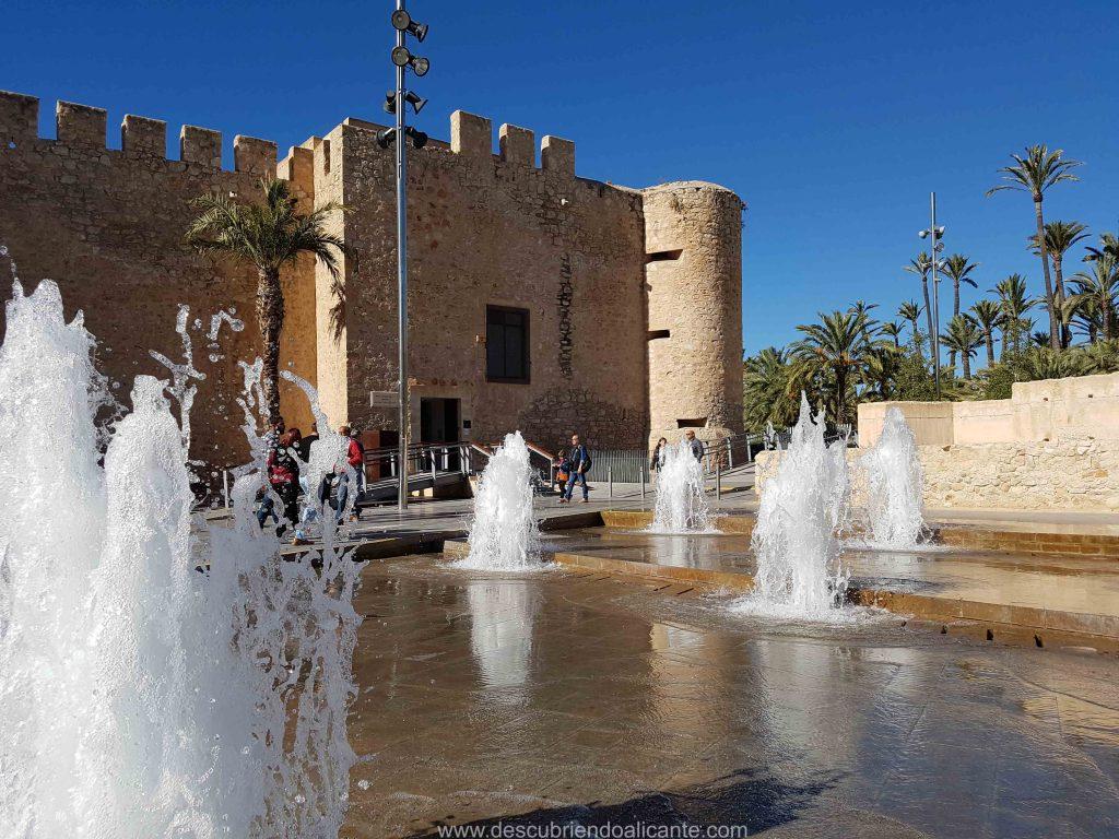Castillo de Altamira, Elche