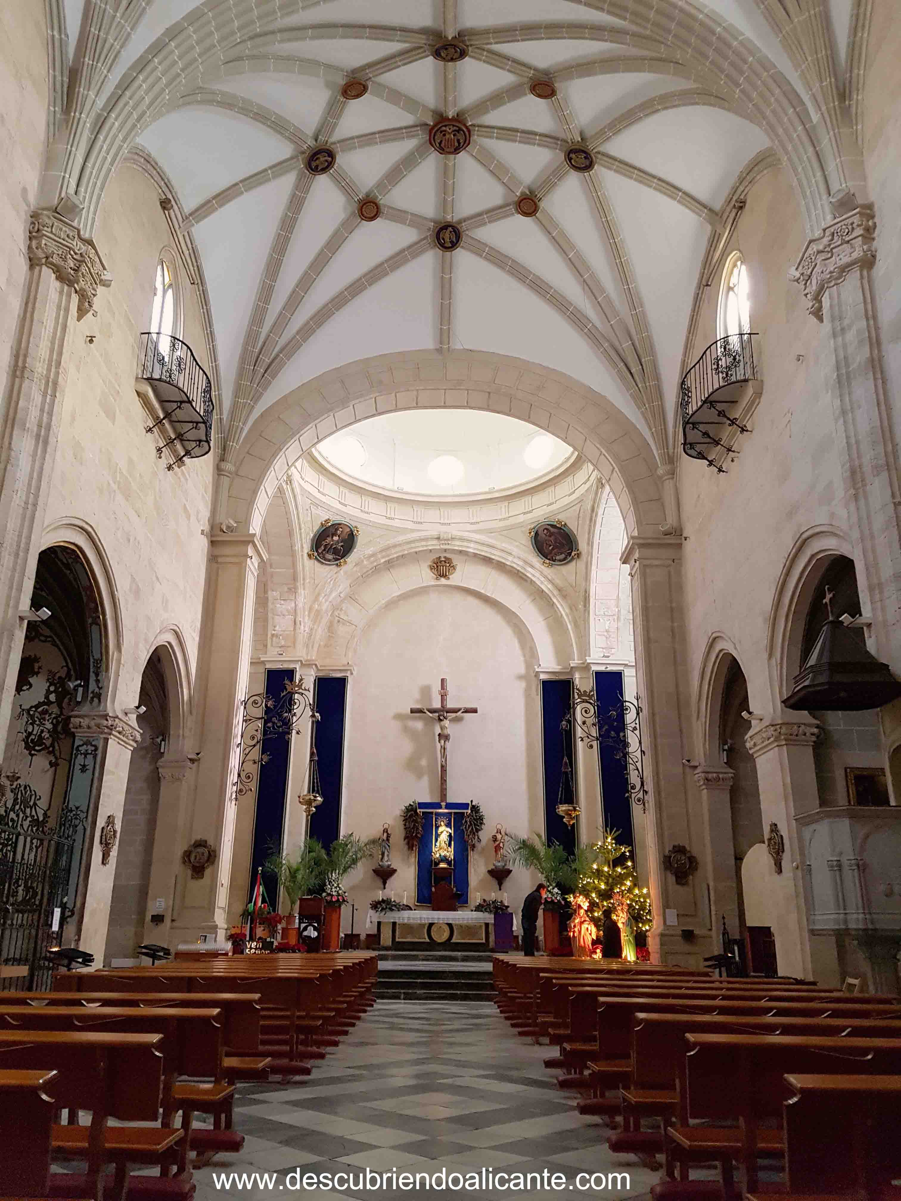 Parroquia Santa Justa y Rufina Orihuela