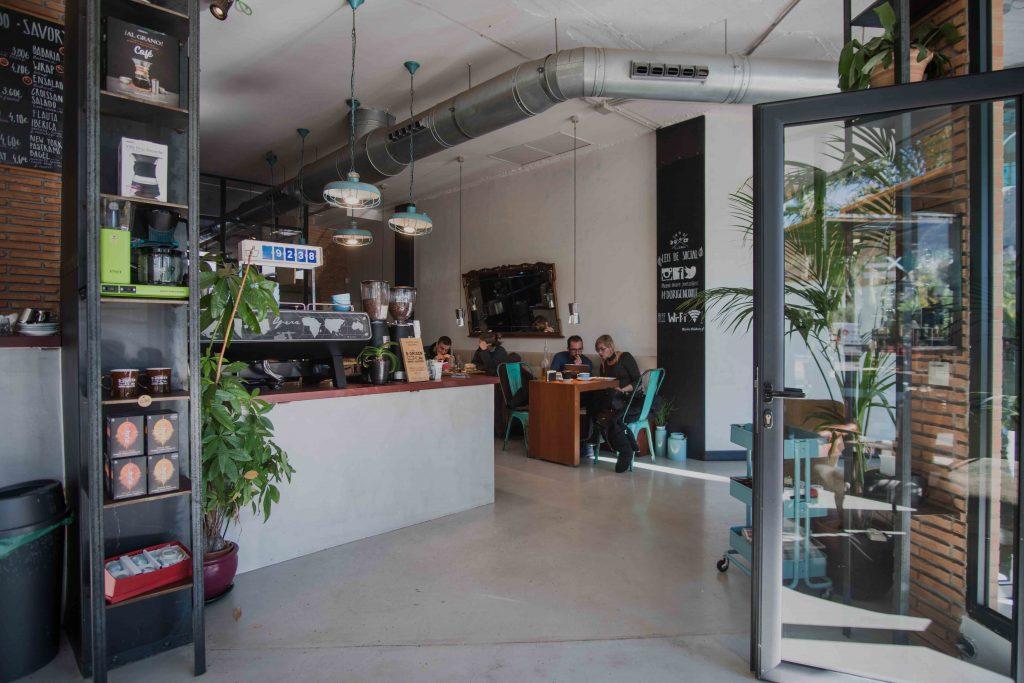 Cafeteria Albir Origen Coffee Roasters