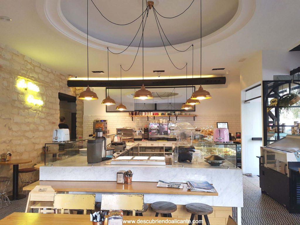 Cafetería La Mas Coketa Alicante