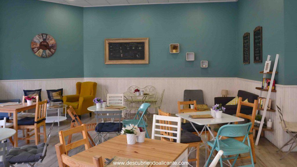 Cafetería Sweetcase Cafe en Elche