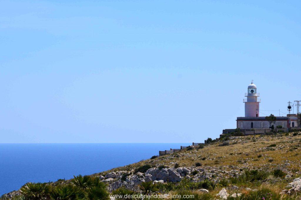Faro de Sant Antoni Miradores de Jávea- Xabia