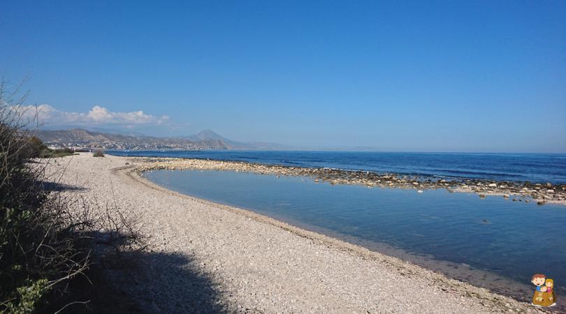 Playa Canina El Campello